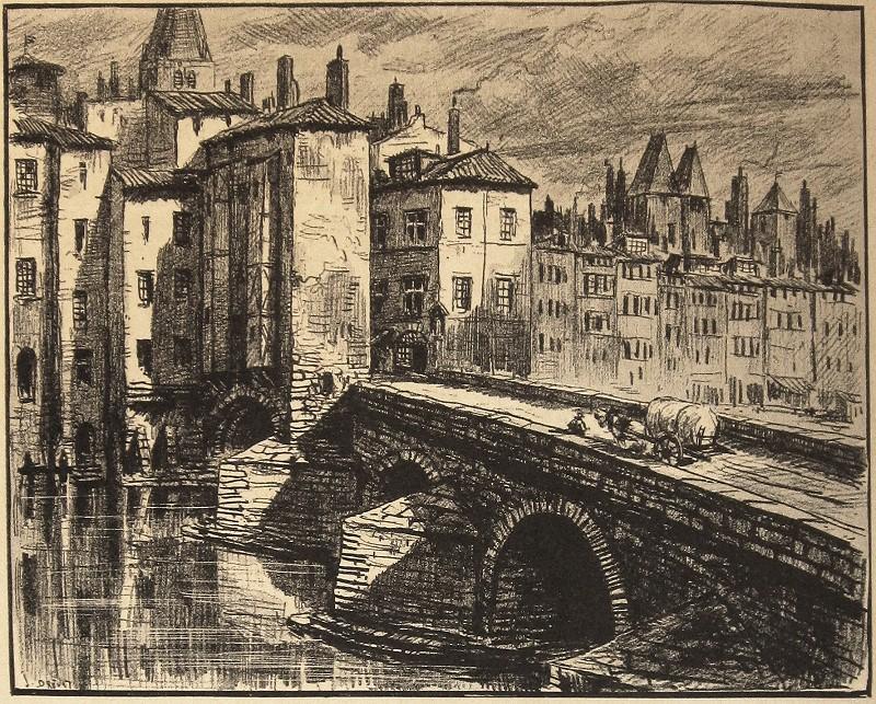 Le Caf Ef Bf Bd Du Pont Lyon